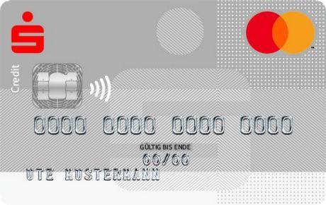 Mastercard Classic Kreditkarte Nord Ostsee Sparkasse