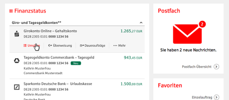 Multibanking Nord Ostsee Sparkasse