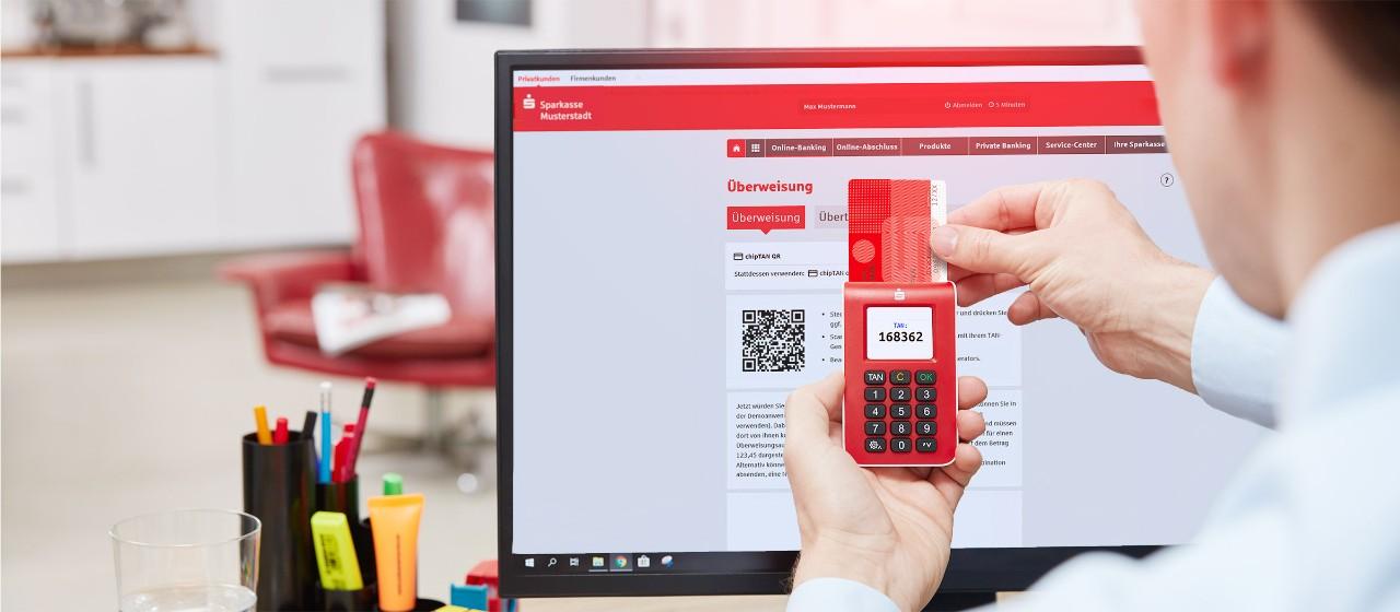 Online Banking Mit Chiptan Nord Ostsee Sparkasse